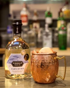 Kinsale Mule Mead Cocktail