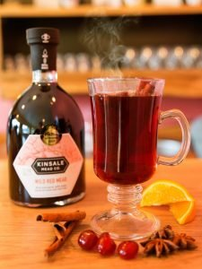Mulled Mead a warming festive Drink