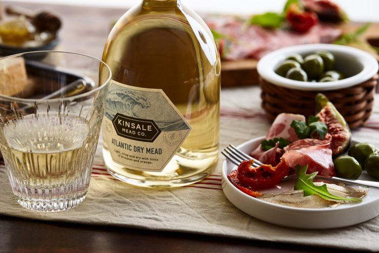 Atlantic Dry Mead Kinsale Mead Co tapas