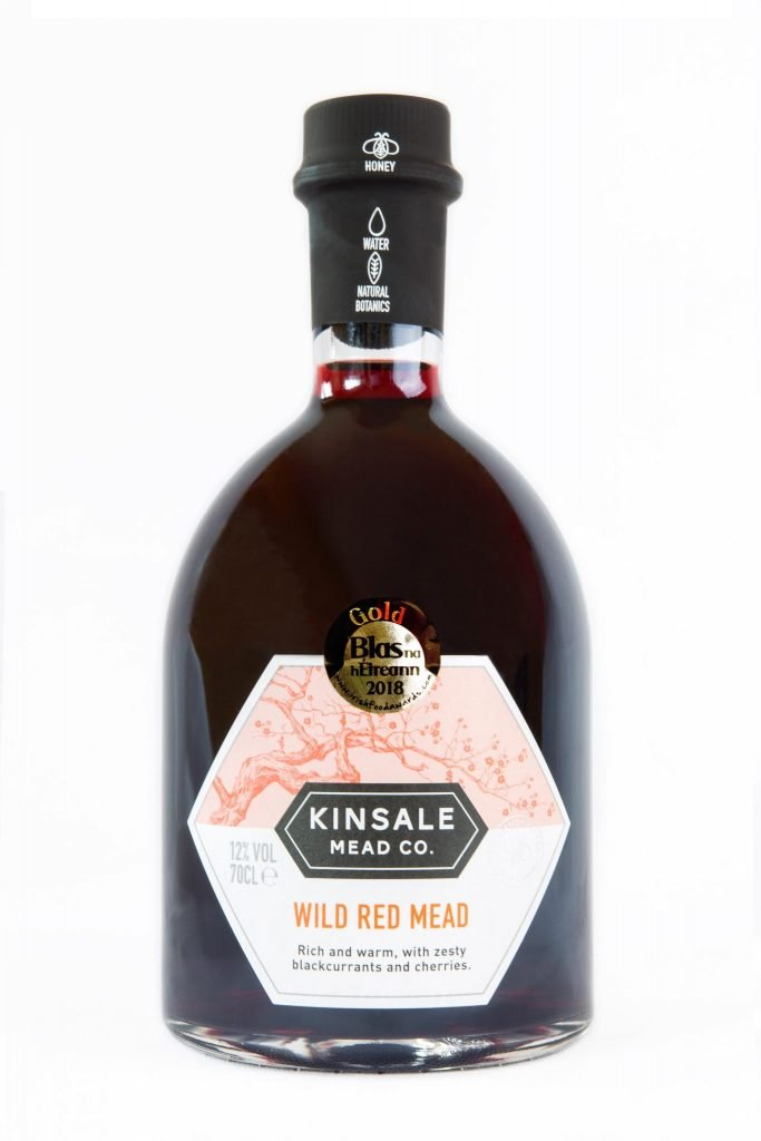 Wild Red Mead Gold Blas na hEireann