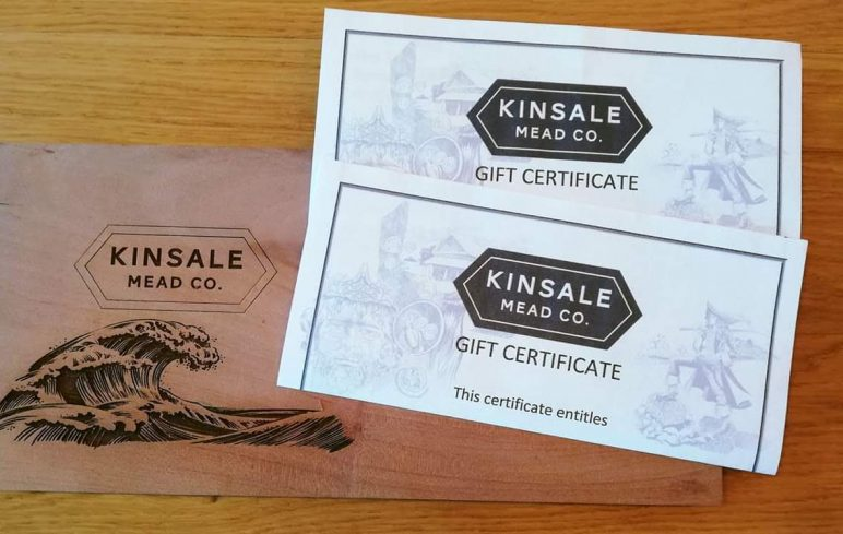 Gift Certificate Voucher for a Future Tour