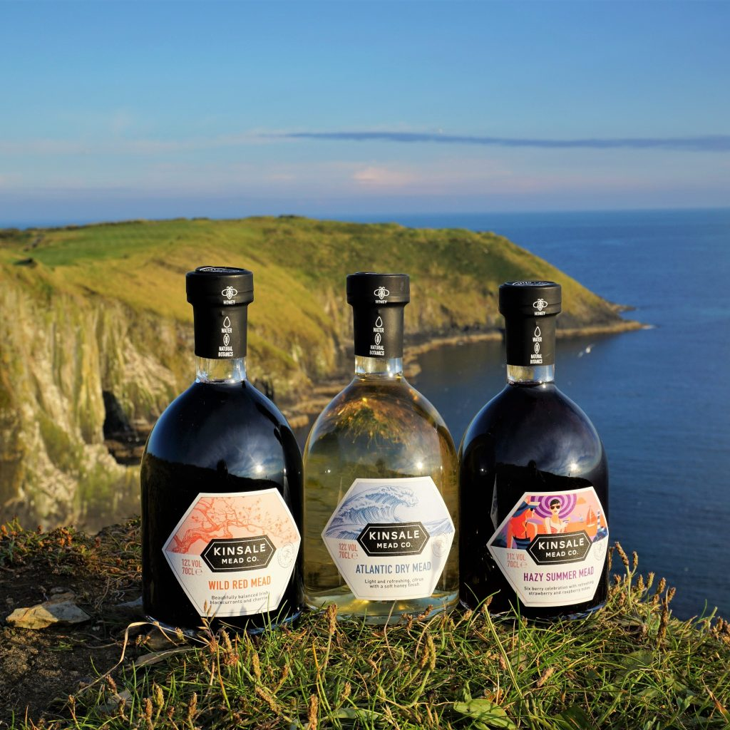 Mead at the Old Head of Kinsale