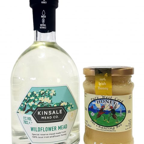 Kinsale Irish Wildflower Honey and Mead