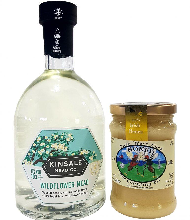 Kinsale Irish Wildflower Honey and Mead