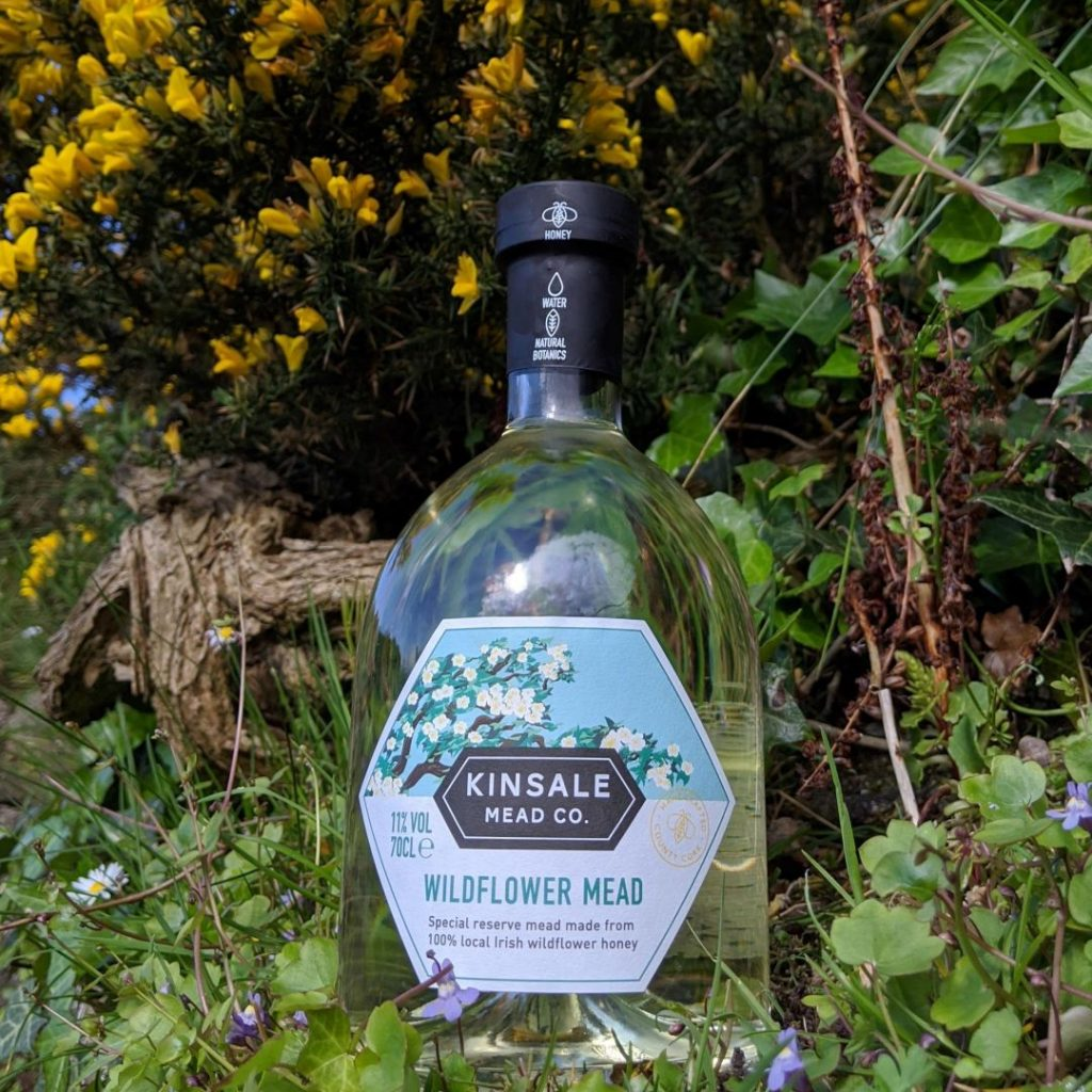 Kinsale Wildflower Mead made from real Irish honey