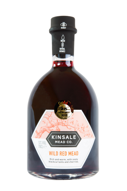 Kinsale wild red Mead
