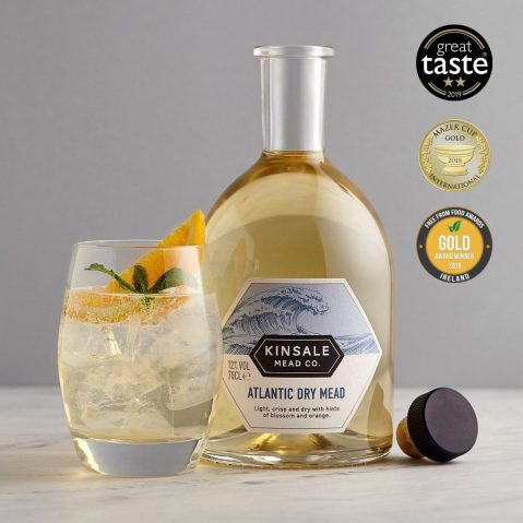 Gold Medals for Atlantic Dry Mead