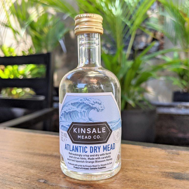 atlantic Dry Mead Miniature Bottle