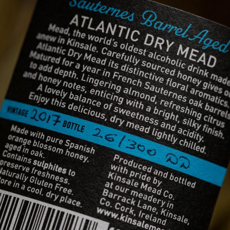 Sauternes Barrel Aged Mead