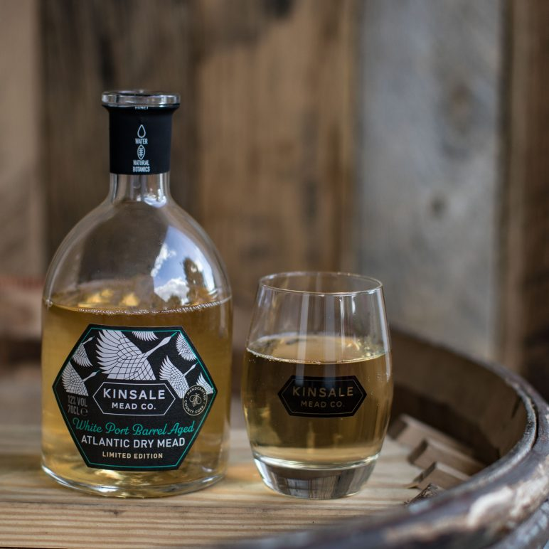 White Port Barrel Aged Atlantic Dry Mead