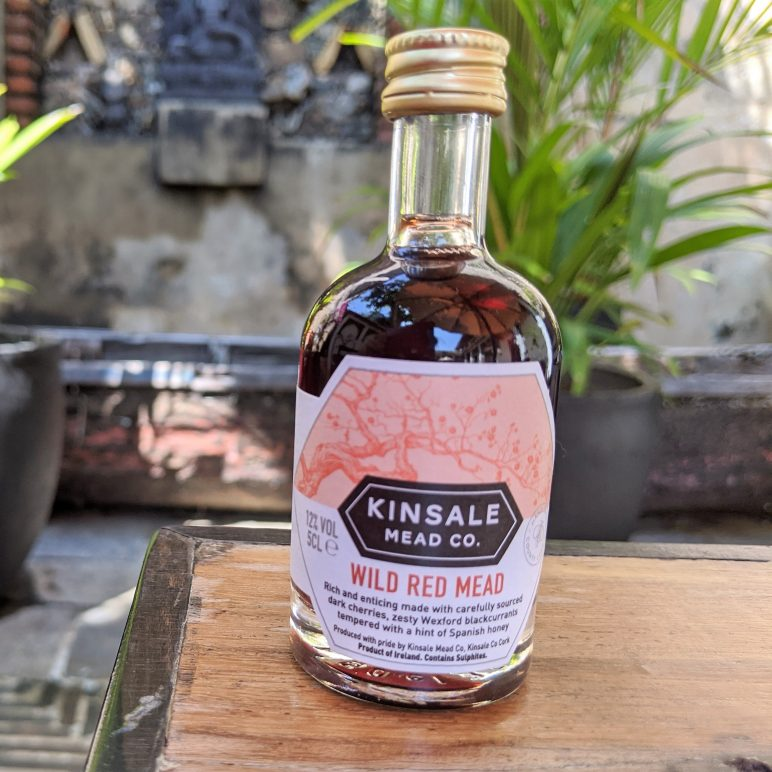 Wild Red Mead Miniature Bottle