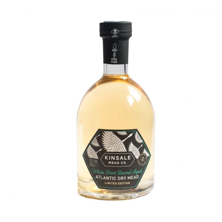 Atlantic Dry Mead White Port Barrel Aged
