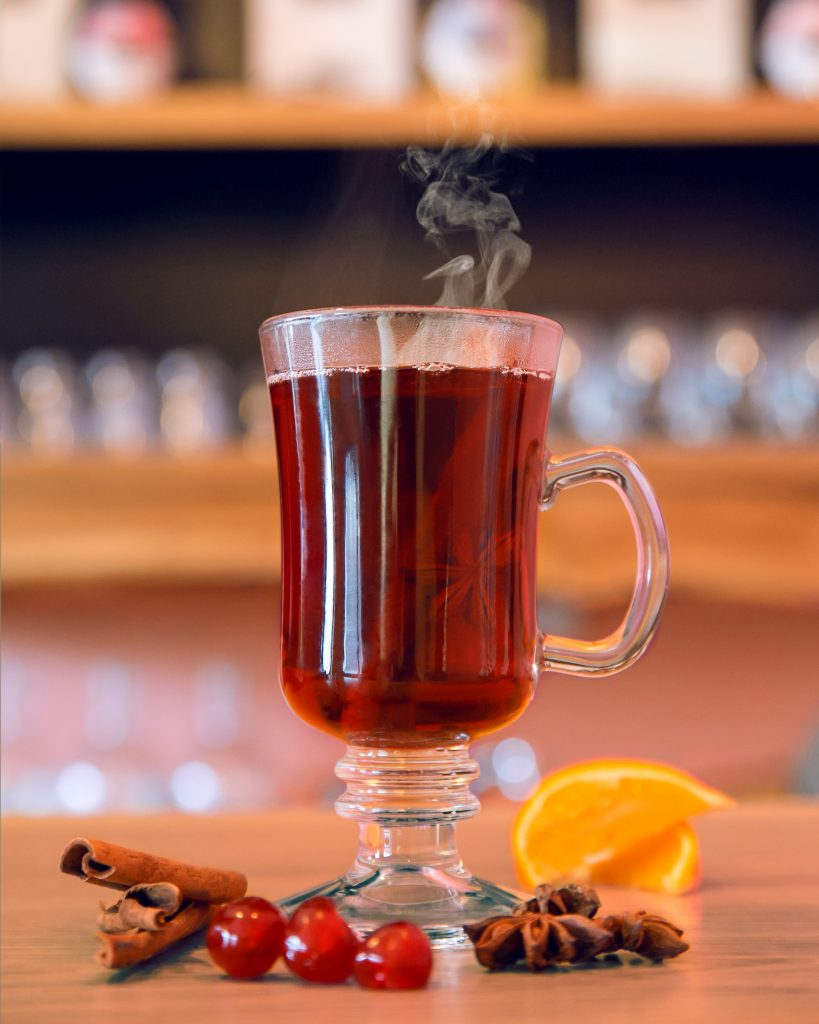 Mulled Wild Red MEed