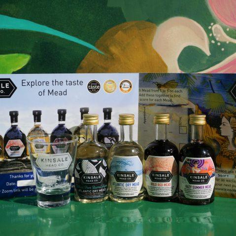 Tasting Kit Online mead talk