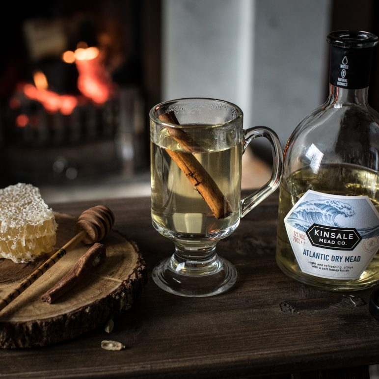 Hot Toddy with Atlantic Dry Mead