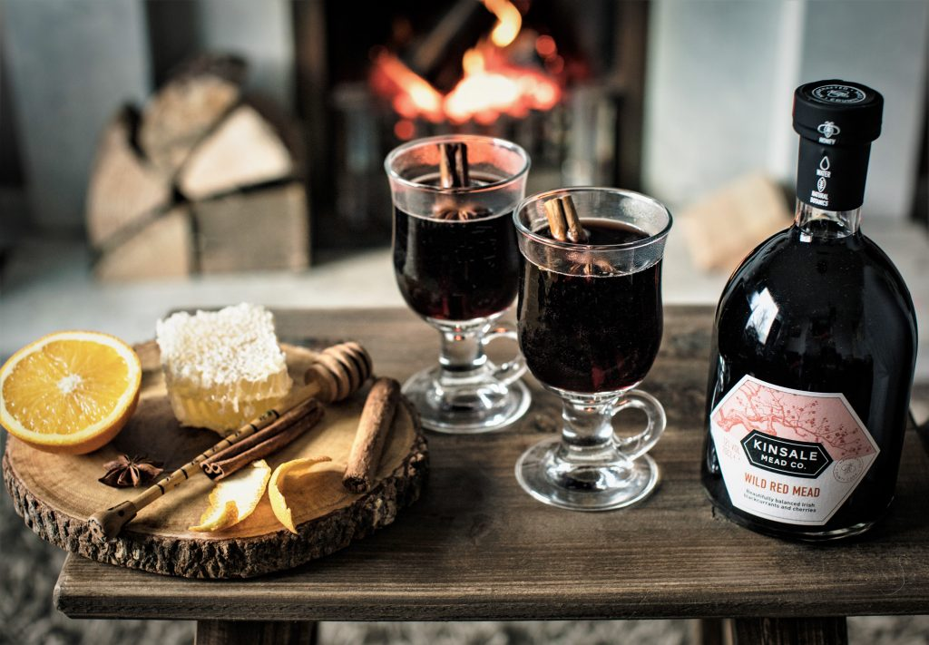 Mulled Wild REd Mead