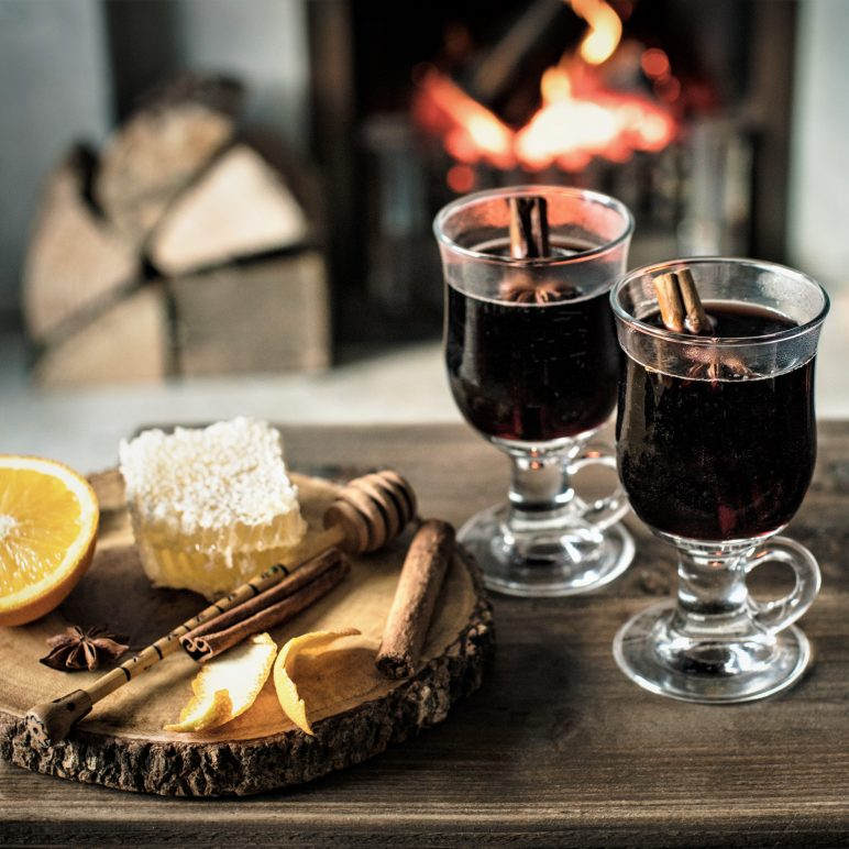 Kinsale Mulled Wild Red Mead