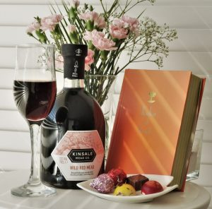 Wild Red Mead and Chocolates for Mothers day