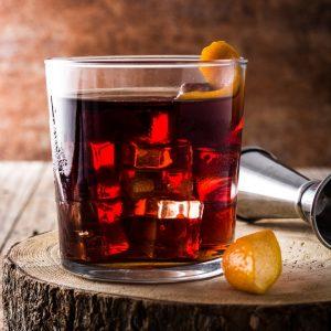Mead Boulevardier Cocktail recipe