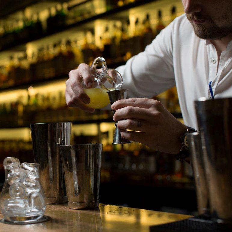 Luke Crowley Holland Celtic whiskey Bar Cocktail
