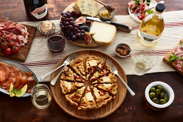 Mead and food pairing