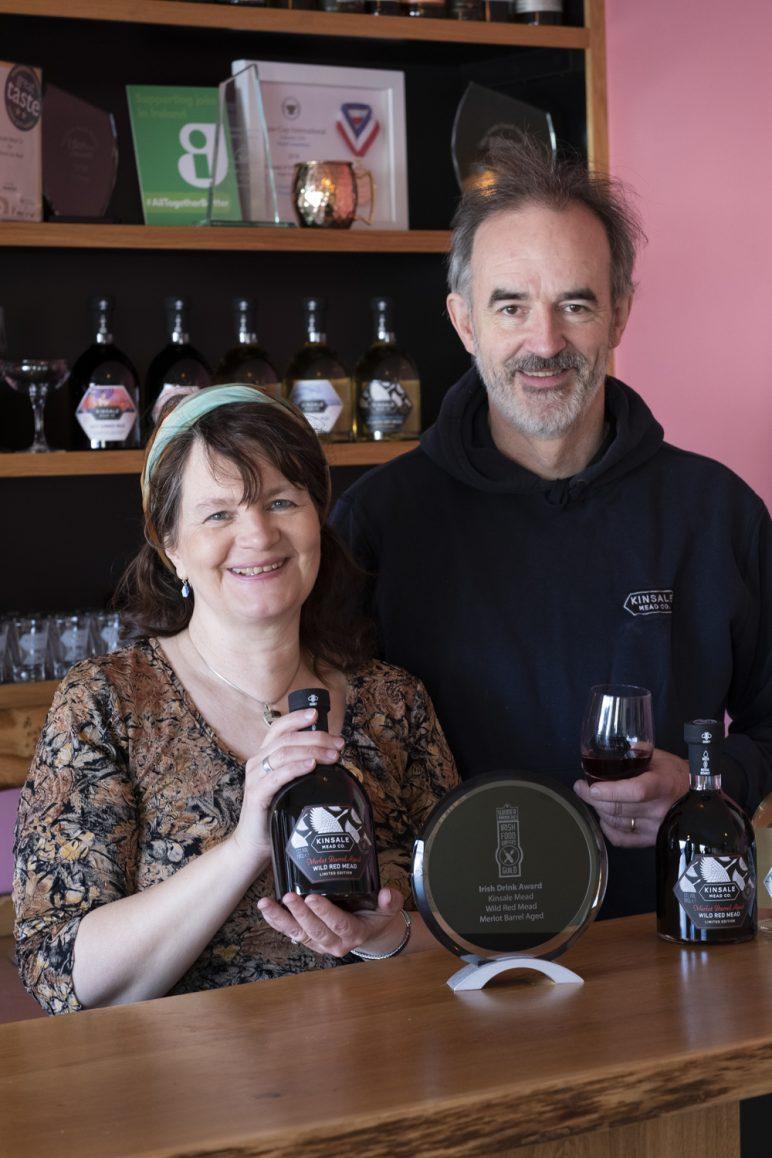 Kinsale Mead Co wins Drink of the year award