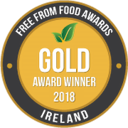 Free From Food Awards - Gold 2018