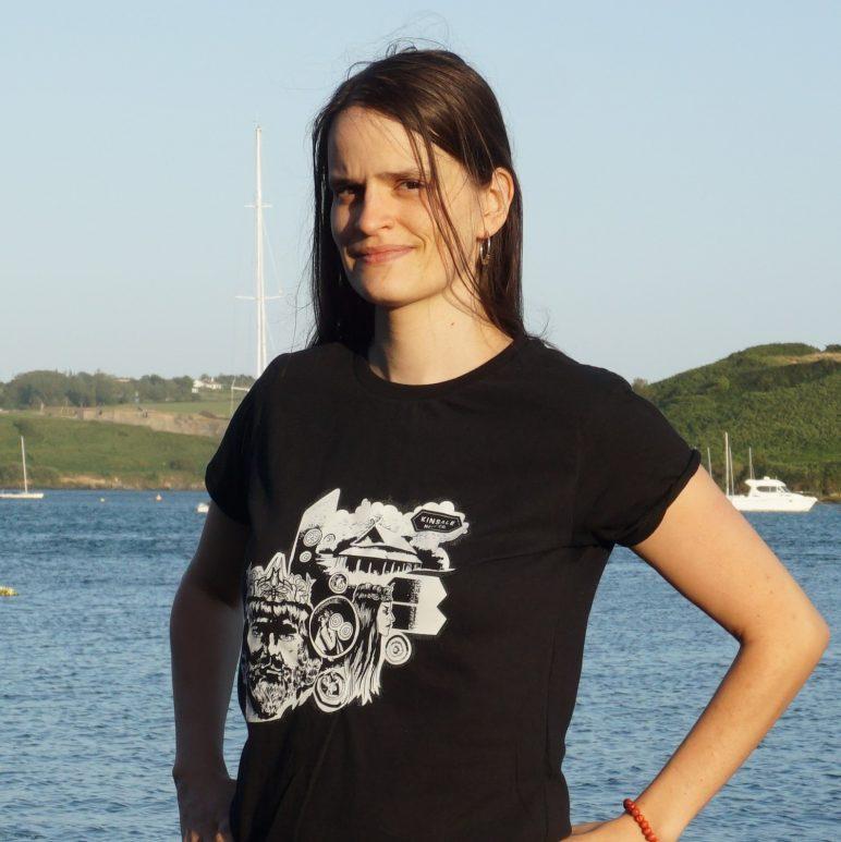 Great Mead Hall of tara T-shirt